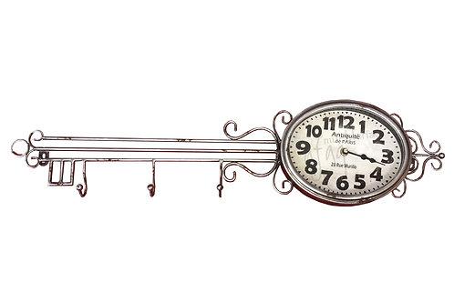Reloj de Pared Llave Vintage