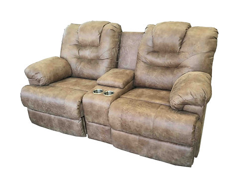 Love Seat Évora / Reposet Doble Bonded Leather