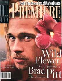 Cover of Premiere Magazine