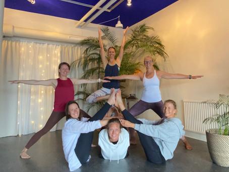 Vi välkomnar instruktörerna till Yogahem