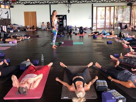 Behöver du yoga på jobbet?