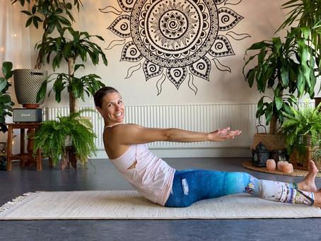 Testa yoga i vårt växande videobibliotek gratis
