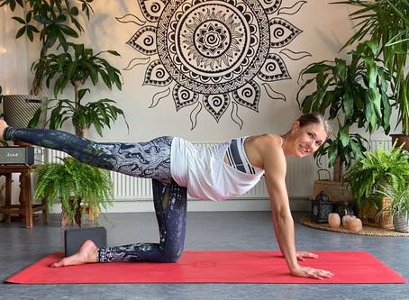 Yoga för höfterna