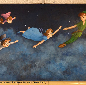 """Flying to Neverland"""