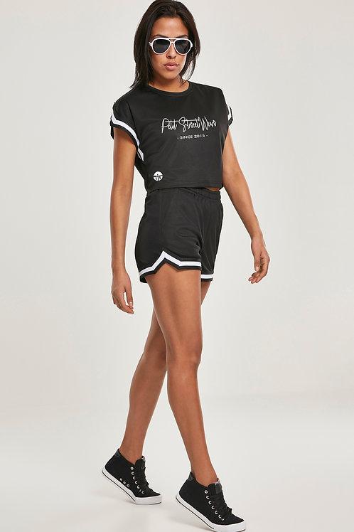 T-Shirt + Shorts Mesh Ringer