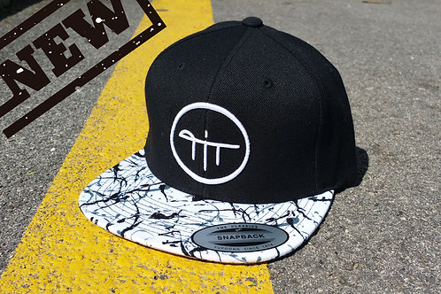 Painted Visor Snapback