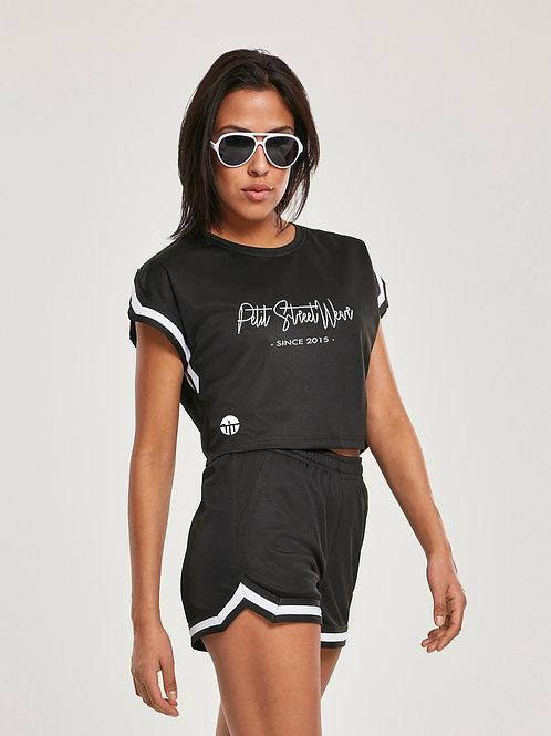 T-Shirt Mesh Ringer