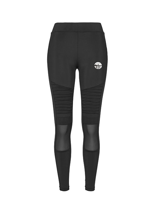 Leggings Biker Mesh