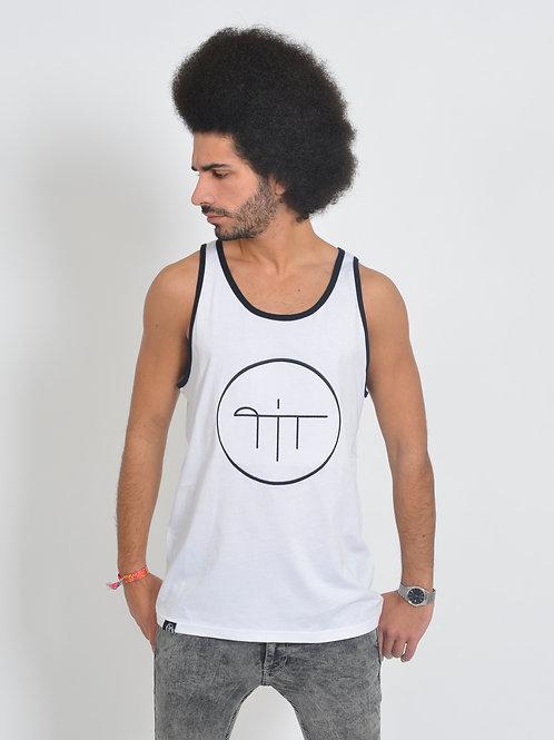 T-Shirt Vest 2-Tone