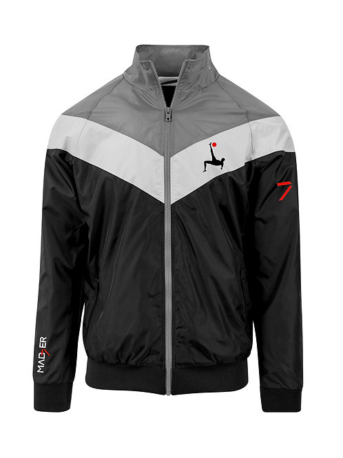 Jacket Retro 3-Tone Kick
