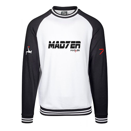 Sweater 2-Tone Mad7er
