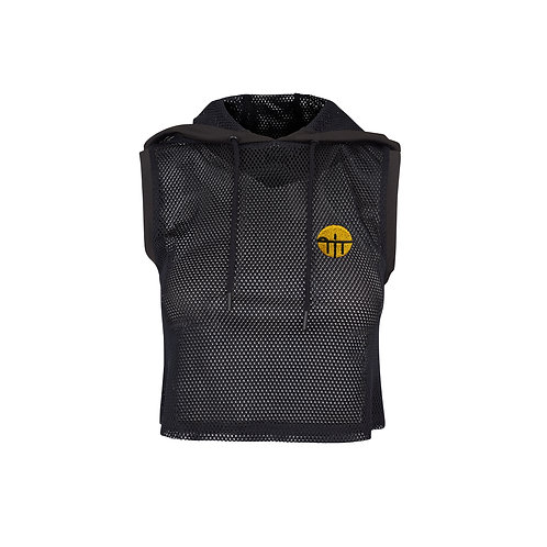 Hoody Mesh Sleeveless