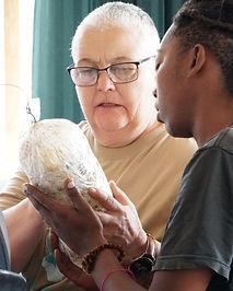 Botshabelo Mushroom Project CSW