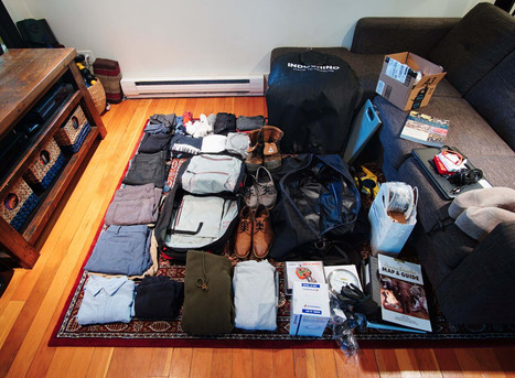 Packing for the Botshabelo Volunteer Experience