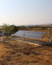 Botshabelo Solar Panel Project