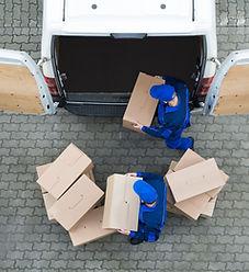 Доставка Van