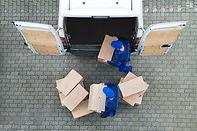 entrega Van