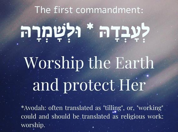worship and protect