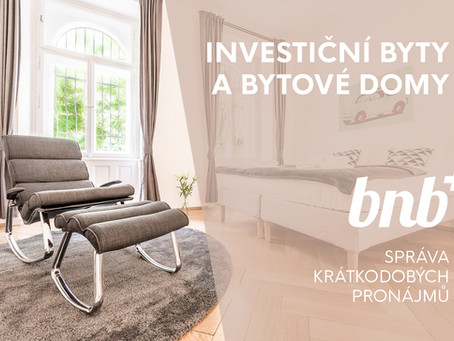 Investiční nemovitosti