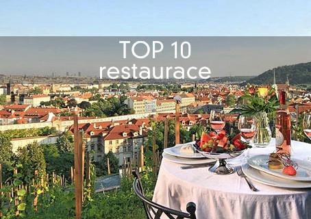 TOP 10 restaurace