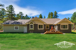 Crosswood Homes Custom Mountain Home