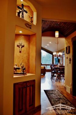 Crosswood Homes Model Foyer 3