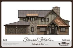 Crosswood Homes Westin B E1