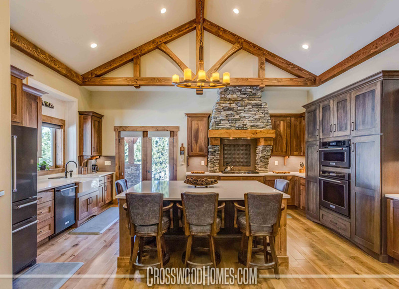 Woodland Rustic by Crosswood Homes (24).
