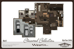 Crosswood Homes Westin C PLAN