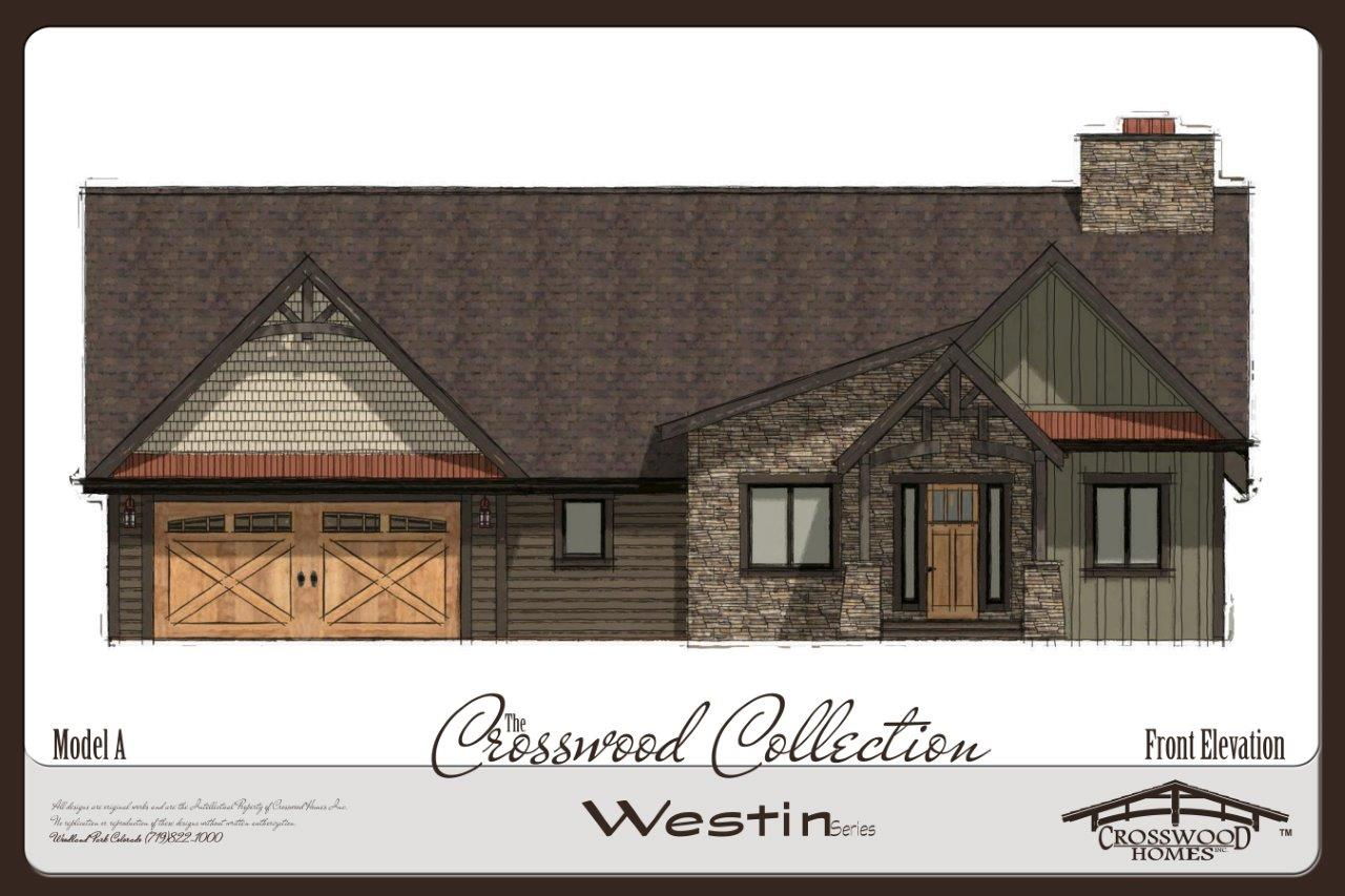 Crosswood Homes Westin A E1