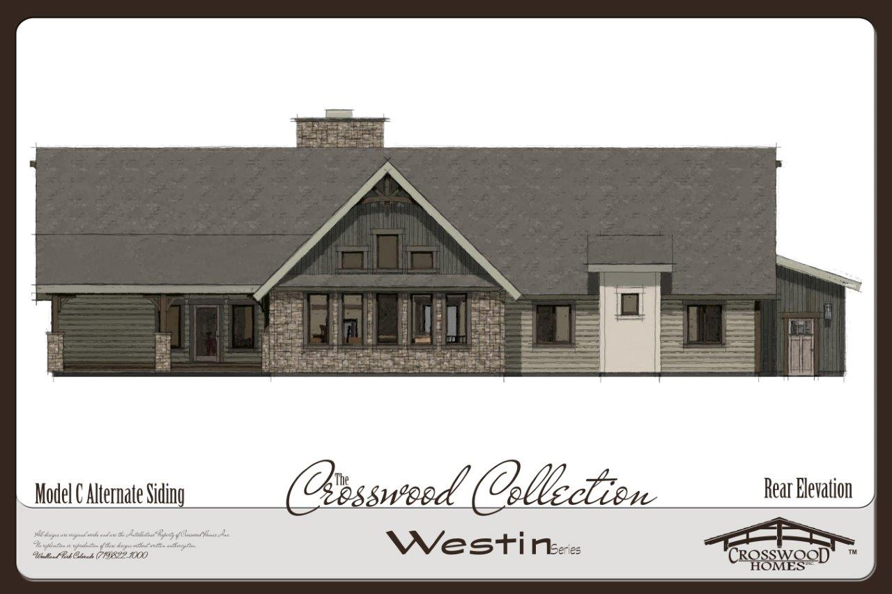 Crosswood Homes Westin C E2