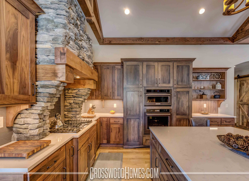 Woodland Rustic by Crosswood Homes (26).