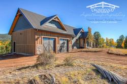 Crosswood Homes, Custom Home Builder Woodland Park, Portfolio Home 2016 (5)