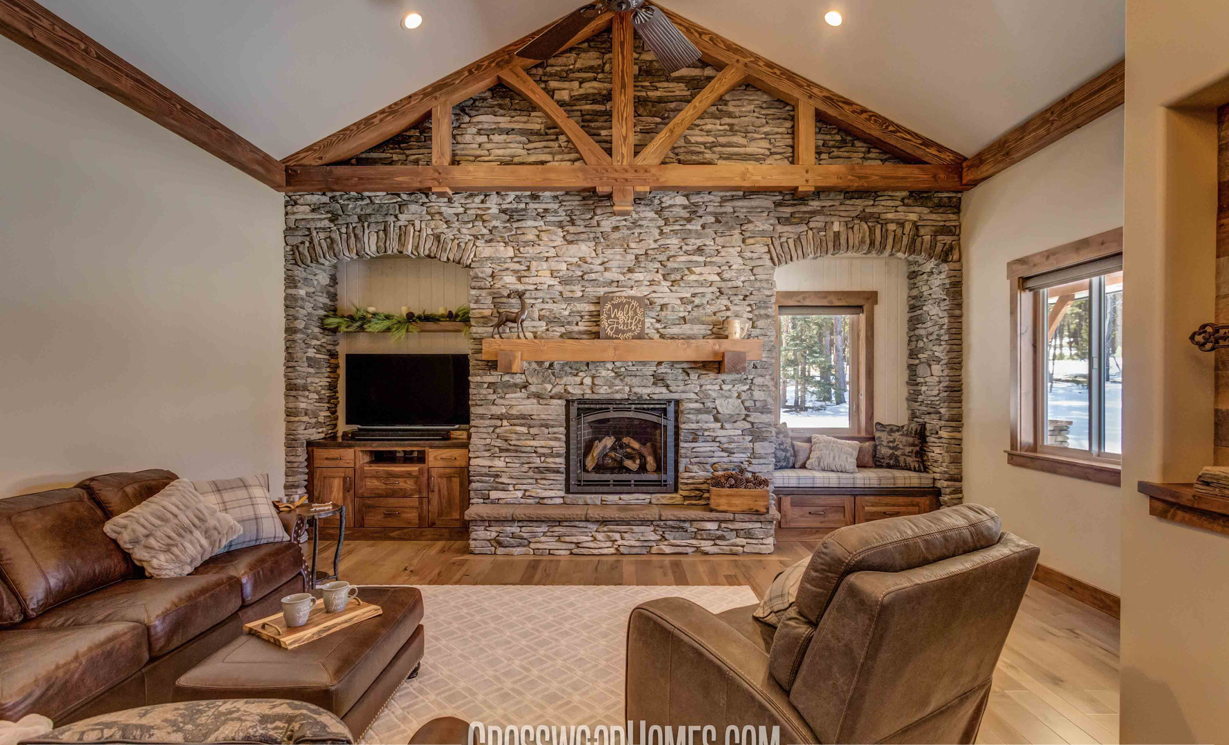 Woodland Rustic by Crosswood Homes (21).
