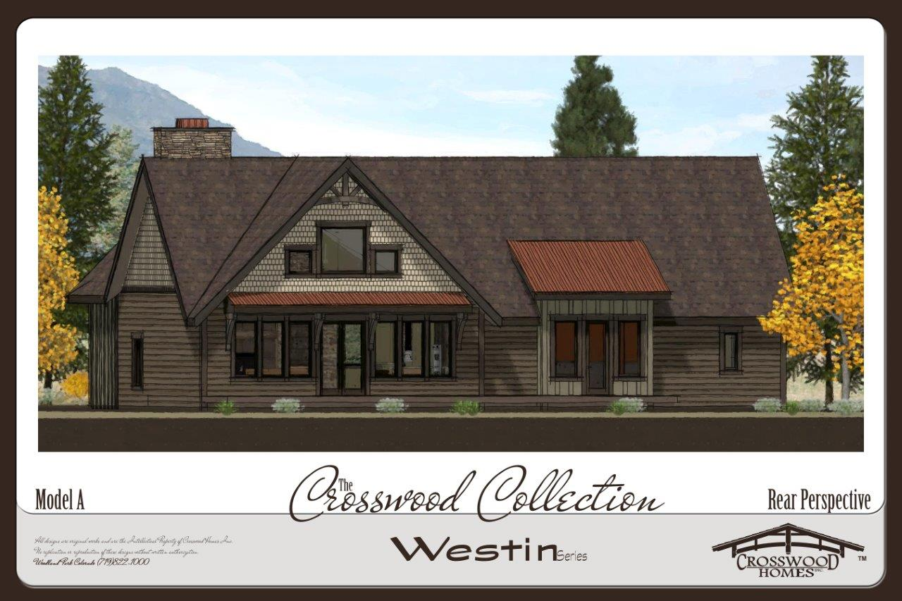 Crosswood Homes Westin A p2