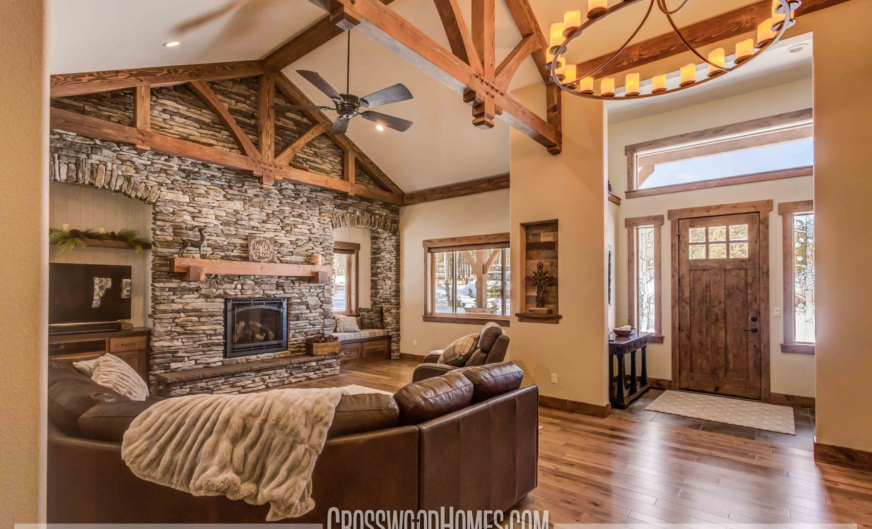 Woodland Rustic by Crosswood Homes (23).