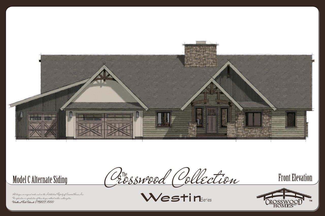 Crosswood Homes Westin C E1