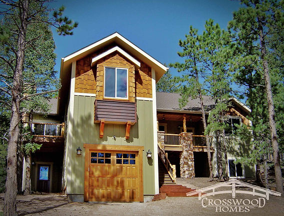 We Are Proud To Present This Woodland Park Retreat As Their 2015 Portfolio Home