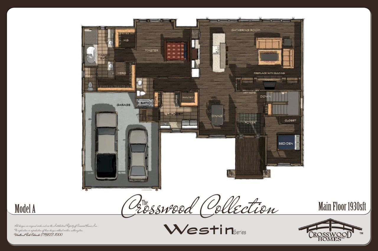 Crosswood homes Westin A Front Main floor.jpg