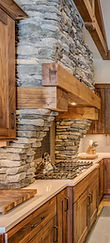 Crosswood Homes Custom Mountain Home (38