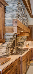 Crosswood Homes Custom Mountain Home (38
