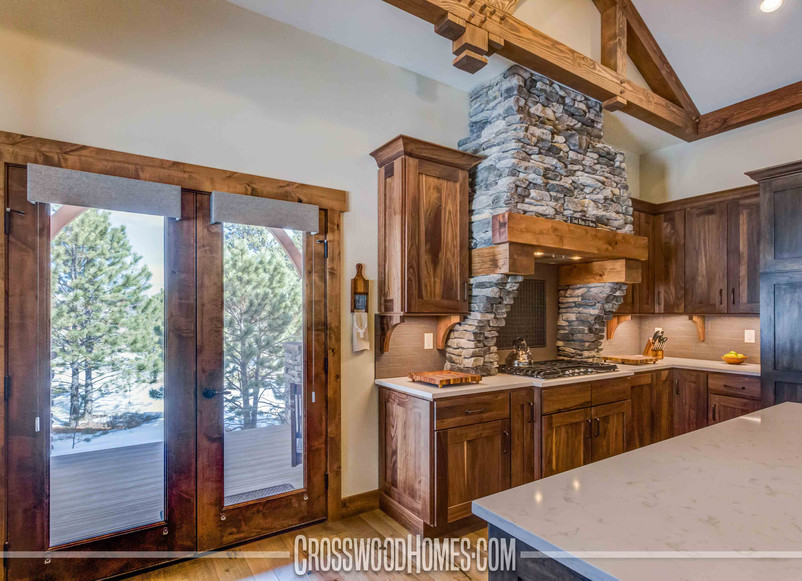 Woodland Rustic by Crosswood Homes (28).