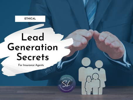 Ethical Lead Generation For Insurance Agents