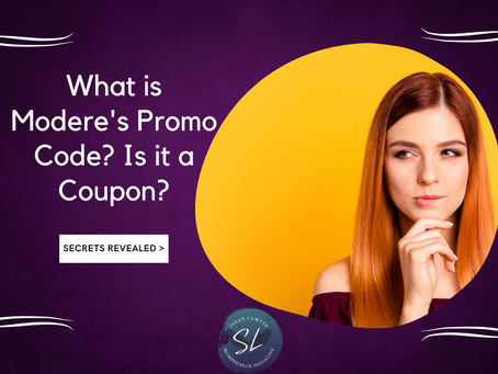What is Modere's Promo, Referral, Coupon Code?