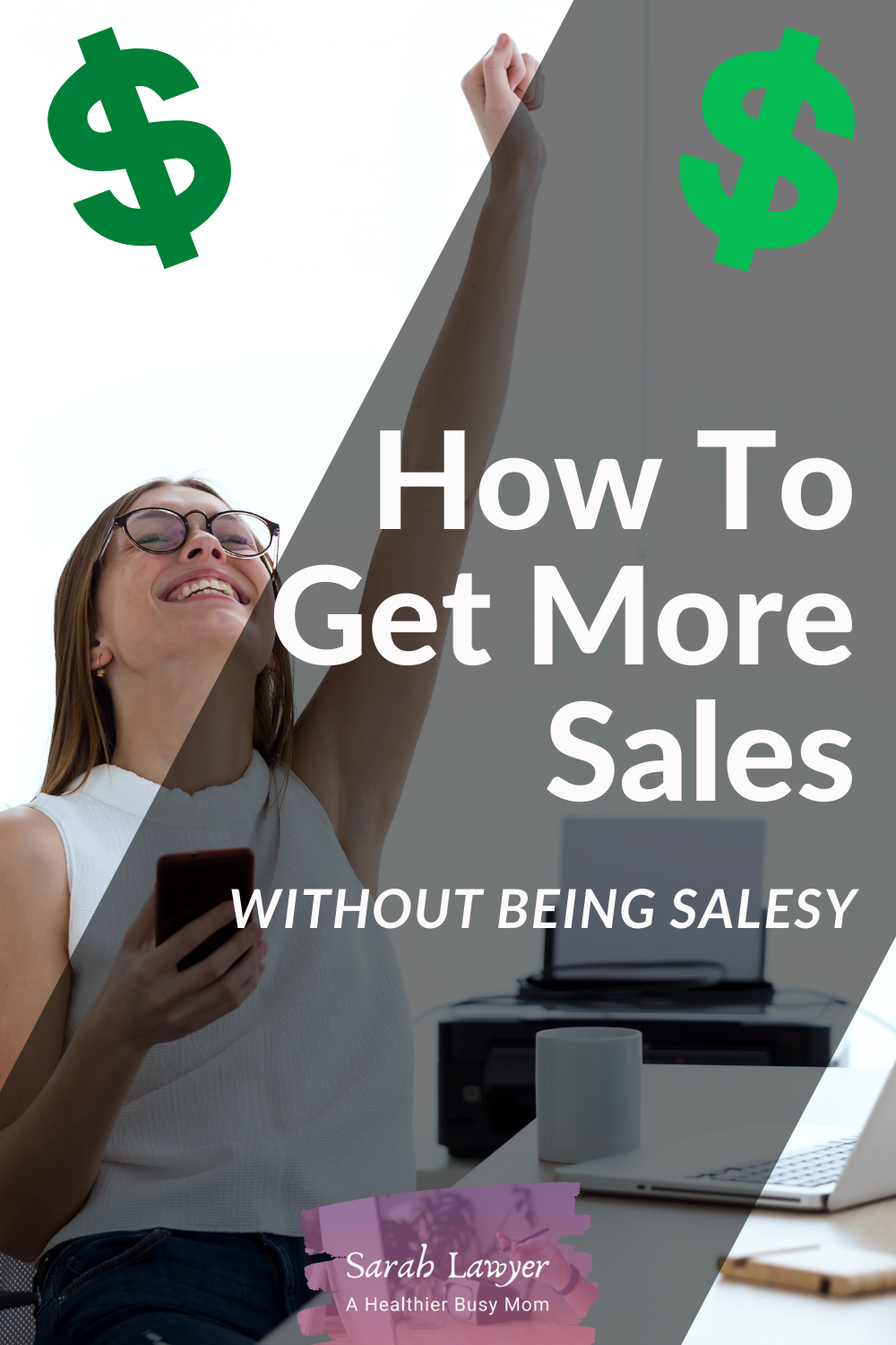 Learn techniques of closing a sale to go from zero sales to a lot sales with these simple and easy to follow tips.
