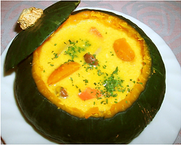 Japanese Pumpkin stew ~Cooking Class~