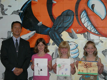 Mt. Vernon Art Contest