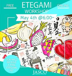 Etegami workshop