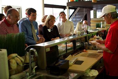 Sushi-Sake Demonstration