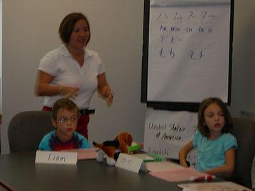 Summer Language Camp